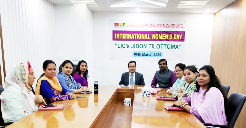 এলআইসি বাংলাদেশ নারীদের জন্য বীমা পলিসি চালু করতে যাচ্ছে