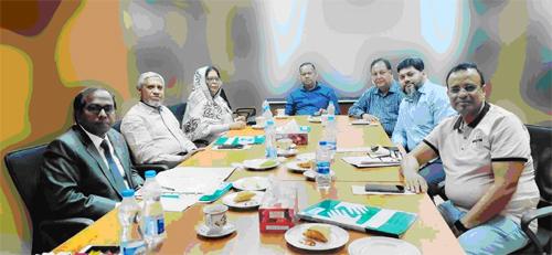 জেনিথ ইসলামী লাইফের নির্বাহী কমিটির ১০ম সভা অনুষ্ঠিত